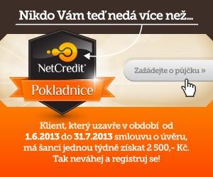 Půjčka NetCredit